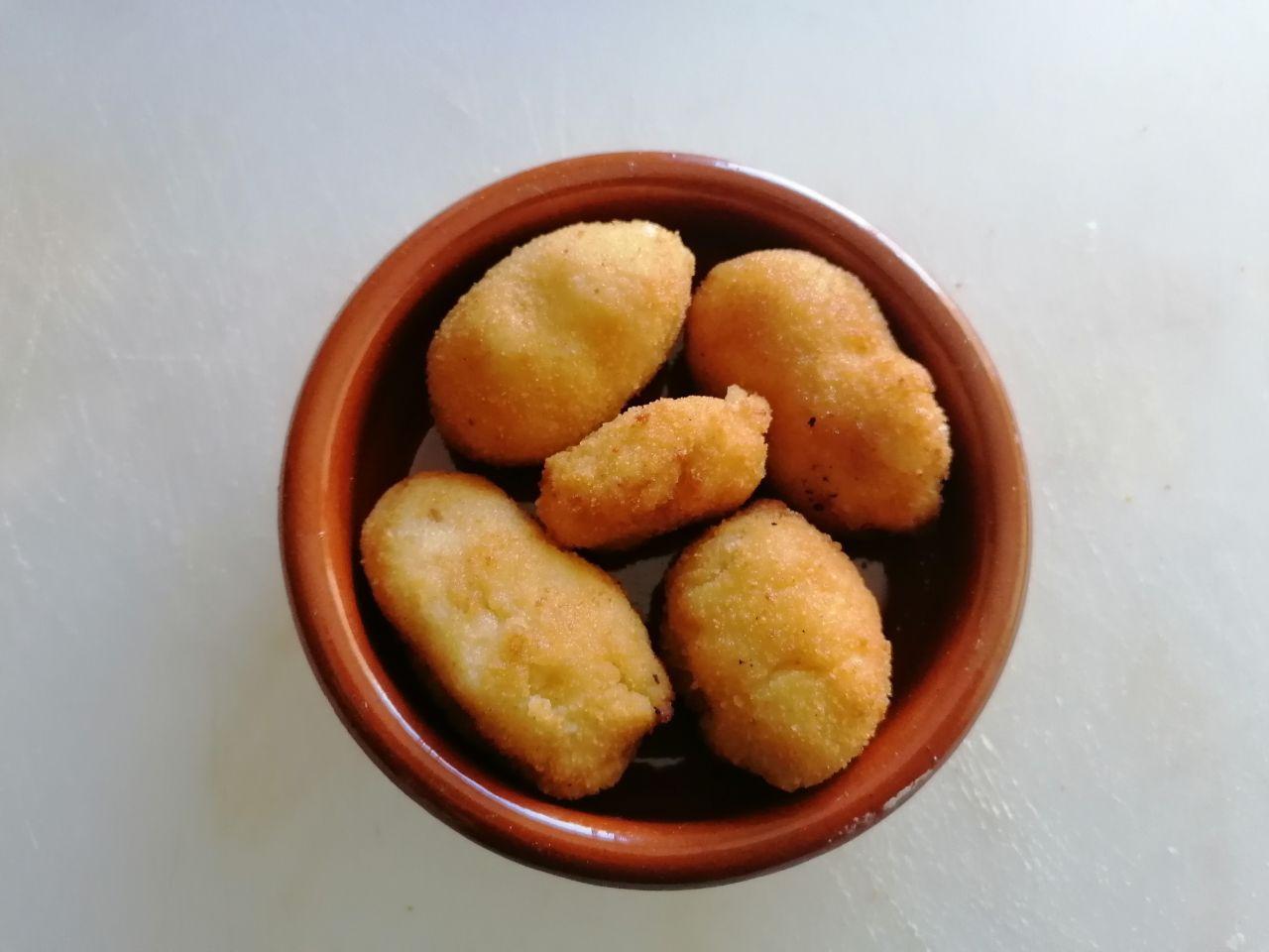 croquetas de jamon en mambo