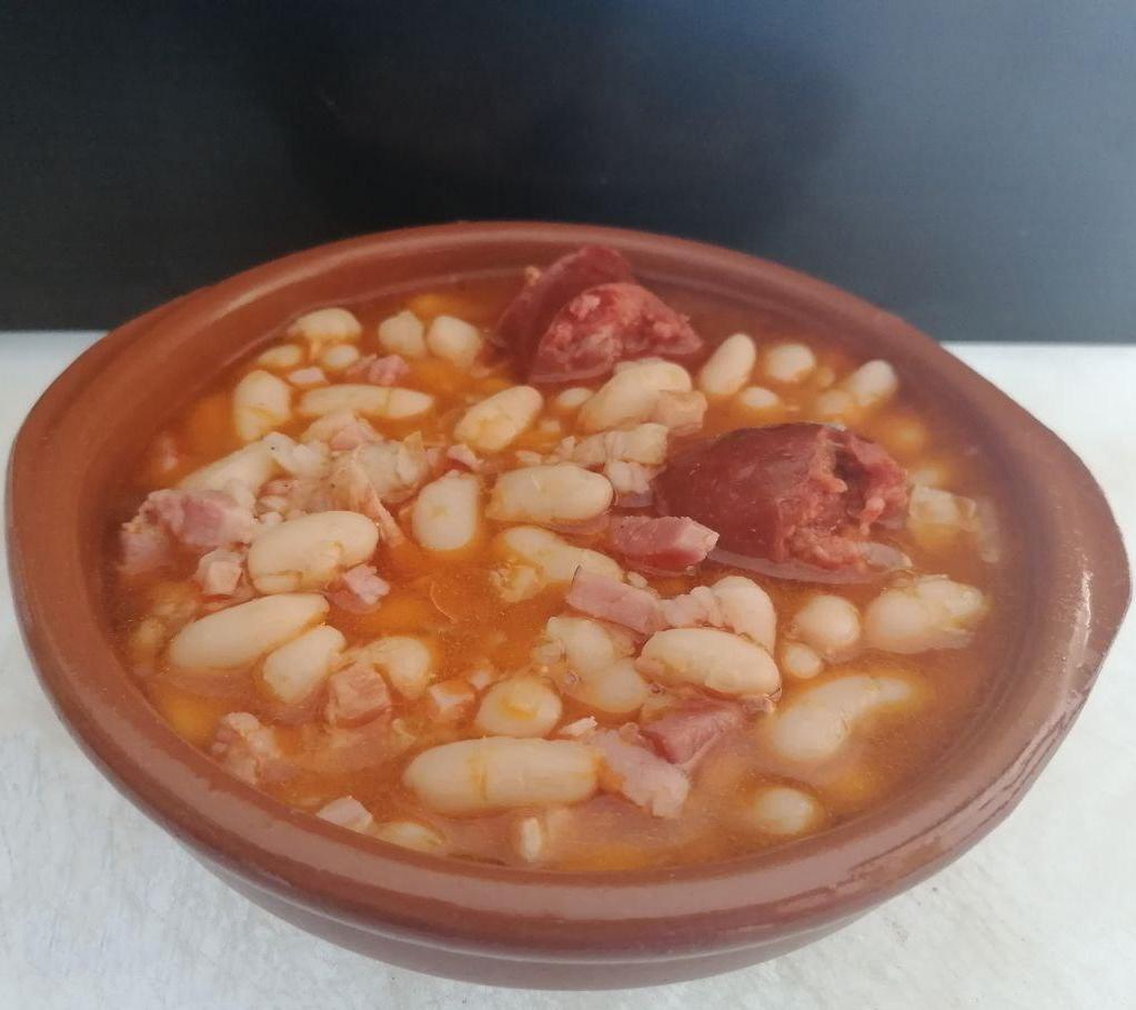 Fabada asturiana en mambo
