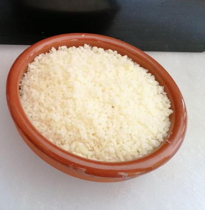 hacer queso rallado en mambo