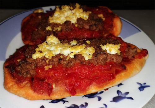 coca de tomate en mambo