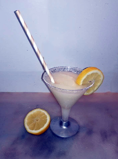 Coctel margarita en mambo